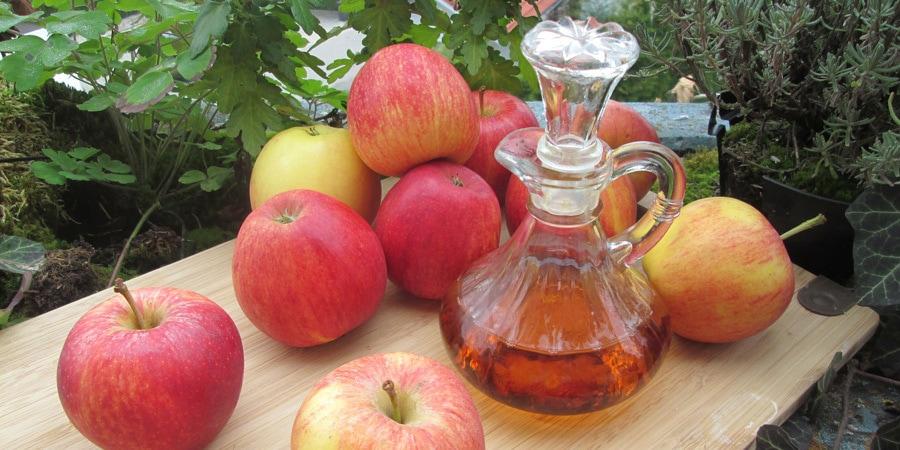 Čím nám může prospět jablečný ocet?