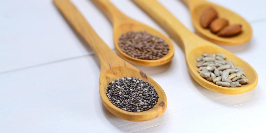 Zdravotní přínosy chia semínek