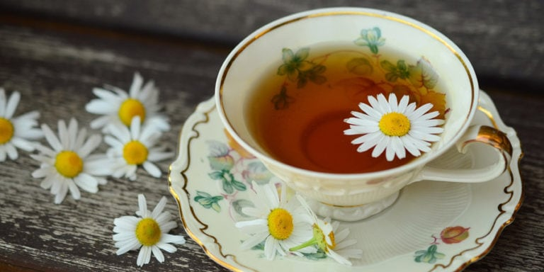 Červený čaj Pu-erh