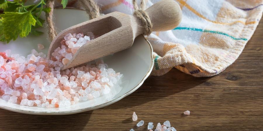 Denní příjem soli