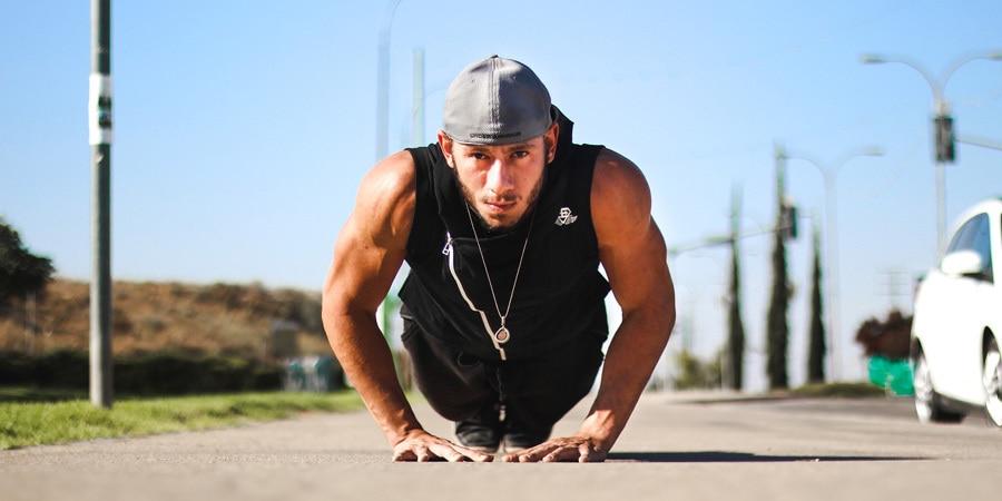 Jak na cvičení venku