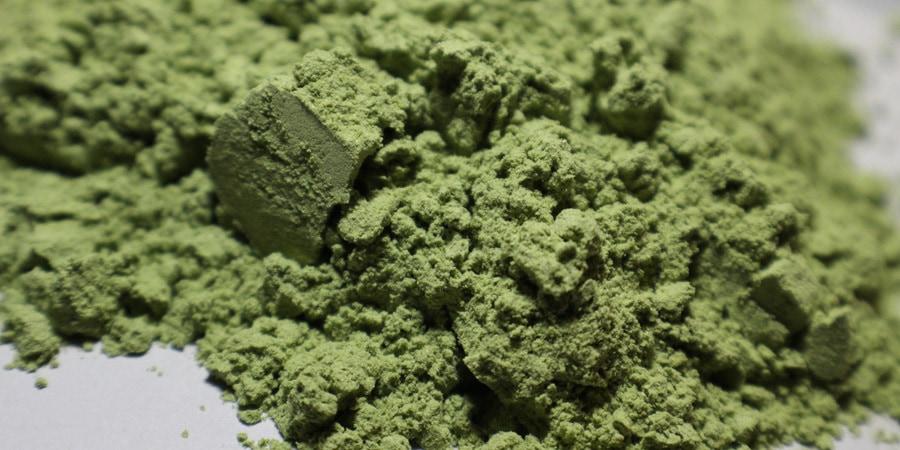 Zelený jíl