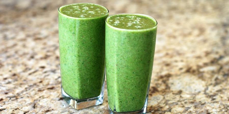 Zelené potraviny - superpotraviny