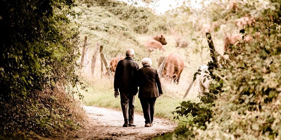 Pohyb ve stáří