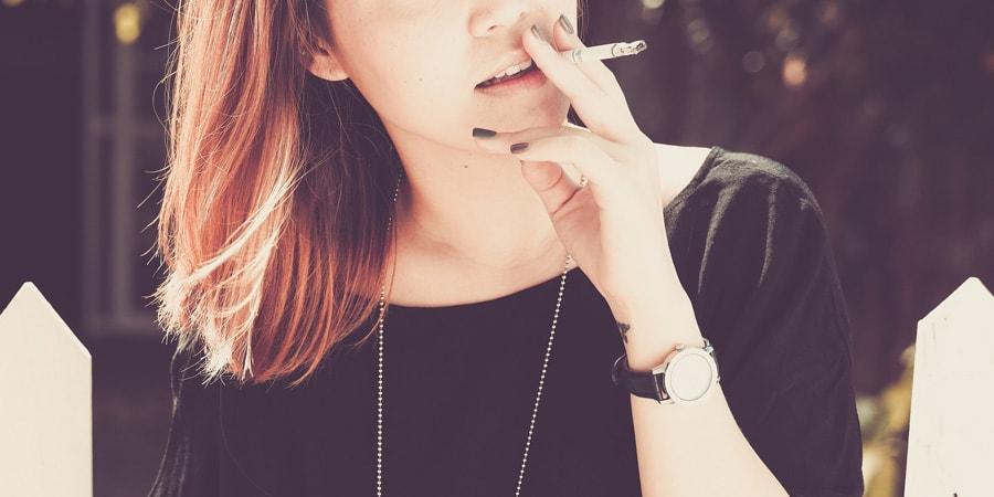 Bylinky a kouření