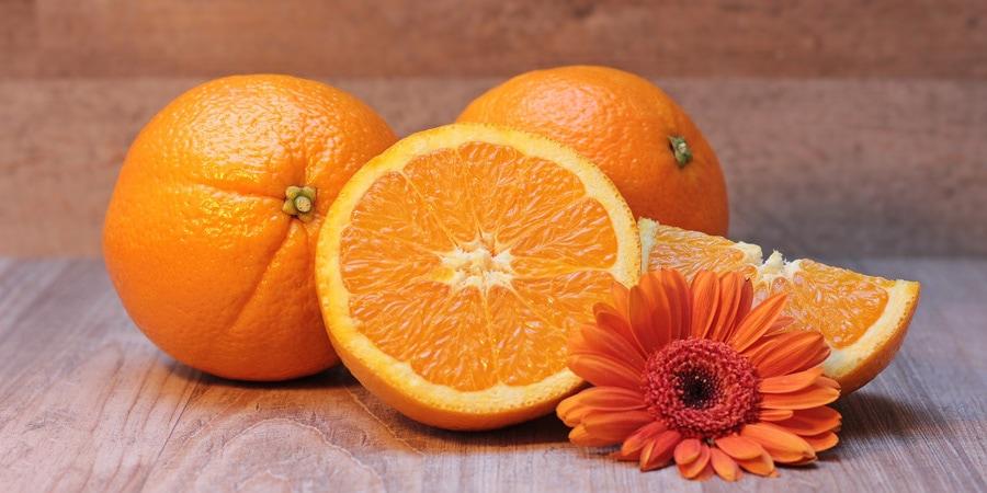 Ovoce vitamín C